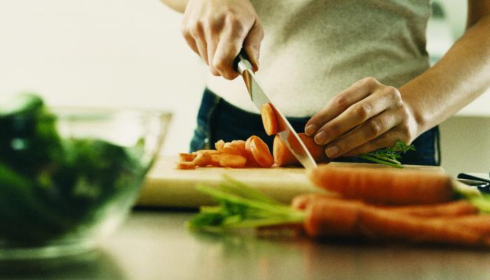 preparazione pasti