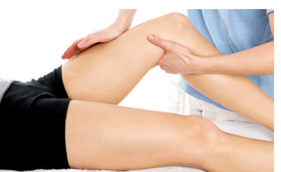 Massaggio alle  gambe