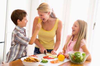 Bambini e ragazzi: i principi di una sana alimentazione