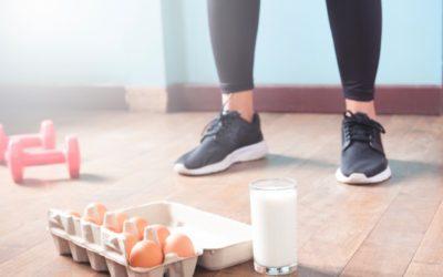 Introito proteico ottimale per la performance sportiva e la composizione corporea. Rischi ebenefici per la salute.