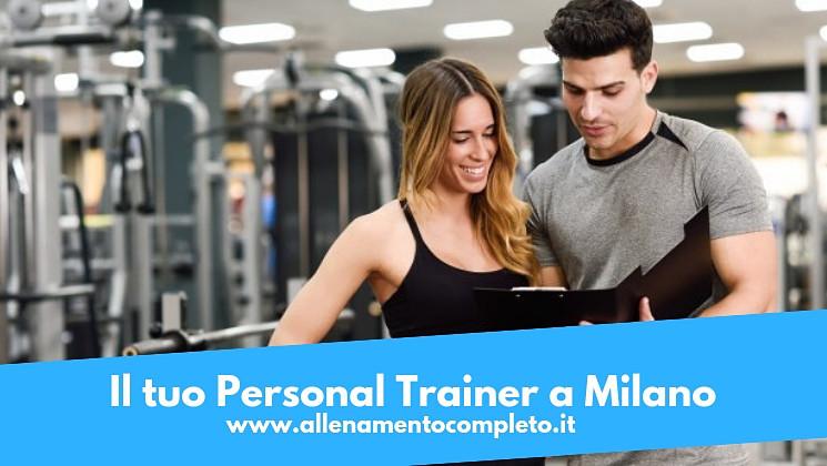 Il tuo Personal Trainer a Milano