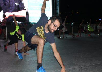 Foto-allenamento-Piazza Gae Aulenti-3